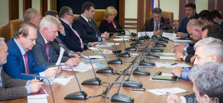 Заседание президиума Координационного Совета НСБ России