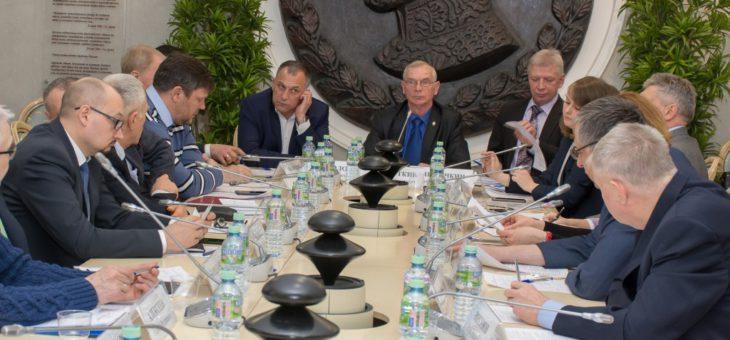 Первое заседание Технического комитета № 208 по стандартизации «Охранная деятельность»