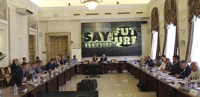В Общественной палате Российской Федерации состоялось расширенное заседание Координационного совета негосударственной сферы безопасности России (КС НСБ России)