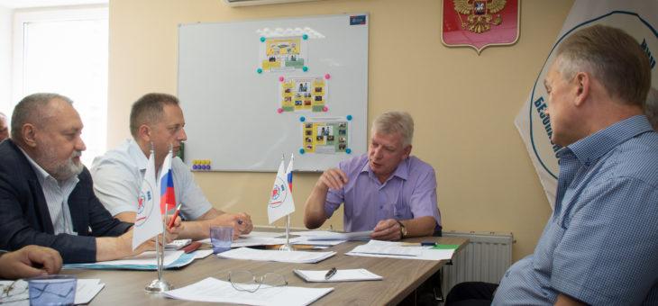 Состоялось очередное заседание Ученого совета Научно-исследовательского центра «Безопасность»