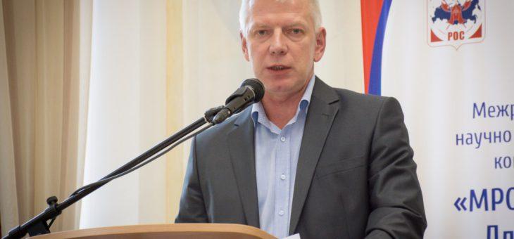Олег Климочкин: «Стандартизация – одно из направлений по совершенствованию системы охраны»