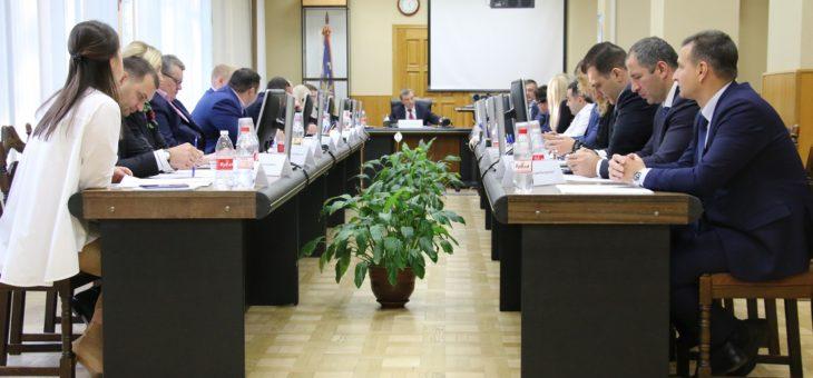 Первое заседание Совета по профессиональным квалификациям в сфере антитеррористической защищенности и охраны объектов (территорий)