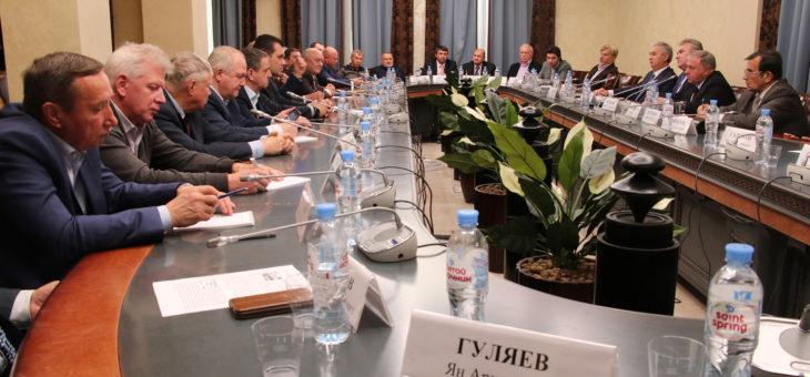 ОПРФ: НСБ – важный элемент комплексной системы мер по обеспечению безопасности государства