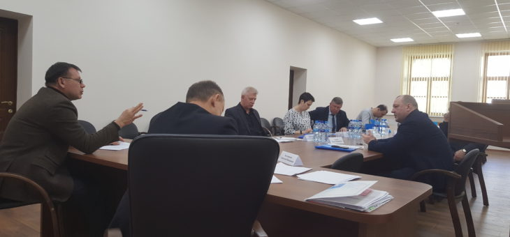 Межведомственный Круглый стол на тему «Концептуальные основы обеспечения общественной безопасности в Российской Федерации»